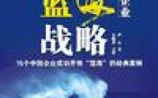 《蓝海战略》电子书下载